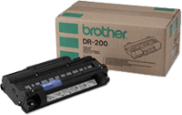 DR-200 : Unité de Tambour (drum) (10 000 pages) de marque Brother pour BROTHER INTELLIFAX 2650