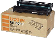 DR-6000 : Unité de Tambour (drum) (20 000 pages) de marque Brother pour BROTHER INTELLIFAX 4750