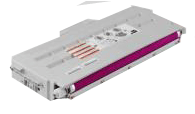 Cartouche de Toner compatible Magenta (8 500 pages) équivalent BROTHER TN02M (TN-02M) pour BROTHER HL3500CN