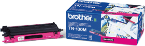 TN130M : Cartouche de Toner de marque BROTHER Magenta (rouge) (1500 pages) pour BROTHER DCP9042CDN