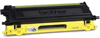 TN135Y : Cartouche de Toner de marque Brother Yellow (jaune) (4000 pages) pour BROTHER DCP9042CDN