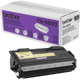 TN6600 : Cartouche de Toner Noir (6 000 pages) de marque Brother pour BROTHER INTELLIFAX 4750